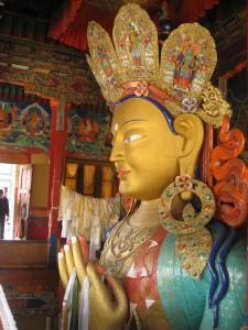 Ladakh Buddha