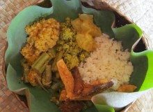 Sri Lankan Rice and Curry, Aisan Food culture