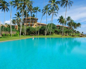 Jetwing lighthouse hotel pool Galle